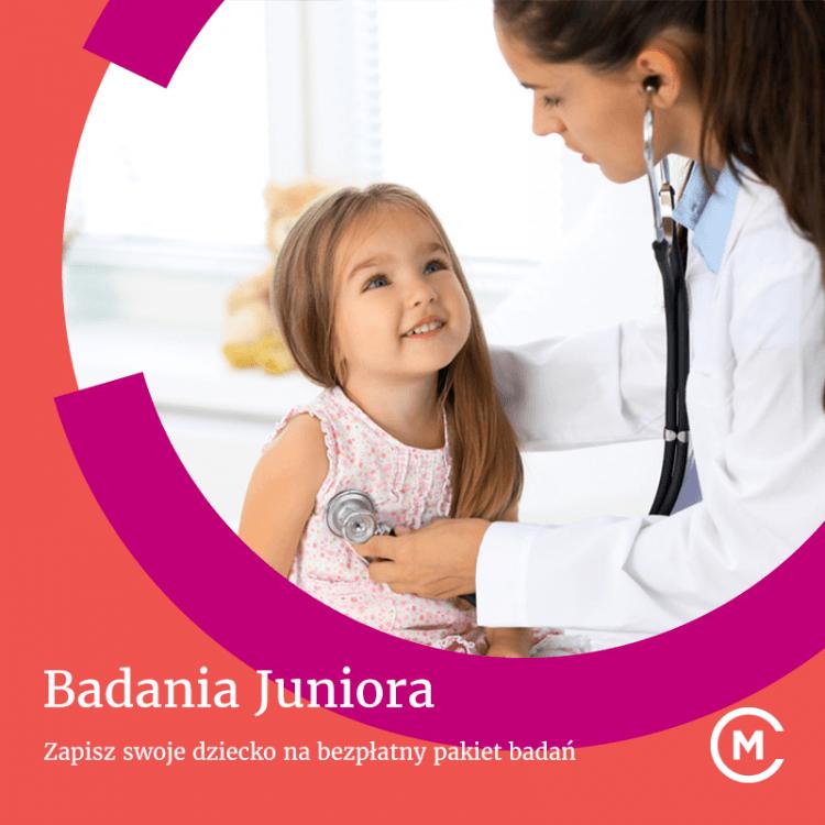 Bezpłatne konsultacje medyczne dla dzieci (pediatra, stomatolog, otolaryngolog, dietetyk kliniczny) @ Magnolia Park (Wrocław)