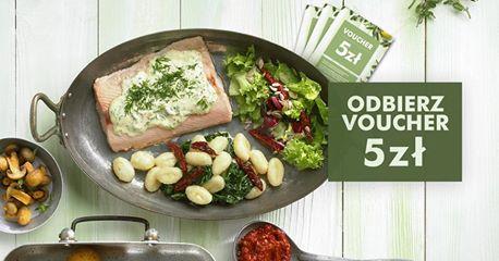 Voucher o wartości 5zł przy zamówieniu za 25zł (tylko 21.04) @ North Fish