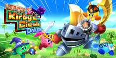 Team Kirby Clash Deluxe 3ds