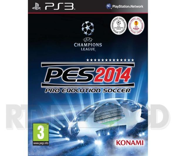 Pro Evolution Soccer (PES) 2014 na PC/X360/PS3 za 49,99zł @ Euro RTV
