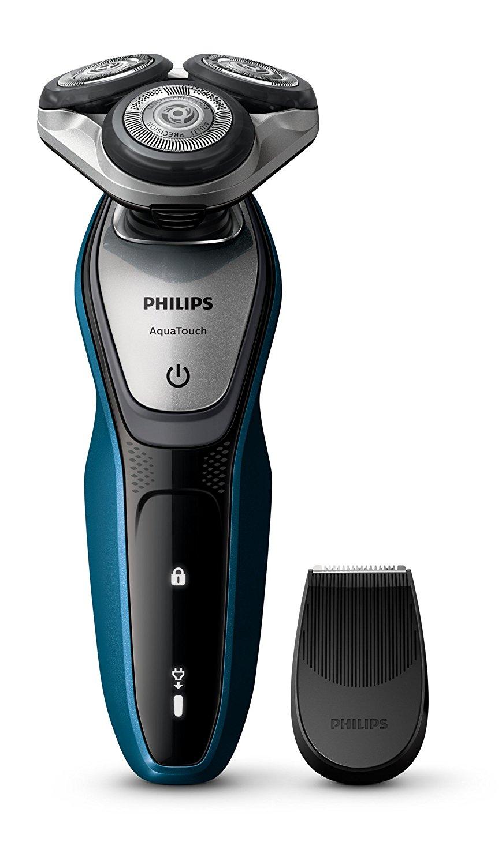 Philips S5420/06 AquaTouch za ~307zł + gratisy o wartości ~40€ @ Amazon.de