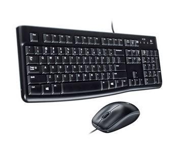 Logitech MK120 klawiatura i mysz @ Komputronik