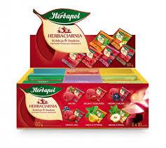 Powiększone o 20%opakowania herbat owocowych Herbapol 2,49zł @ Kaufland