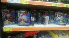 Figurki Marvel @ Carrefour