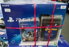 Playstation 4 Pro + Horizon Zero Dawn + PS Plus 90dni za 1769- Media Markt