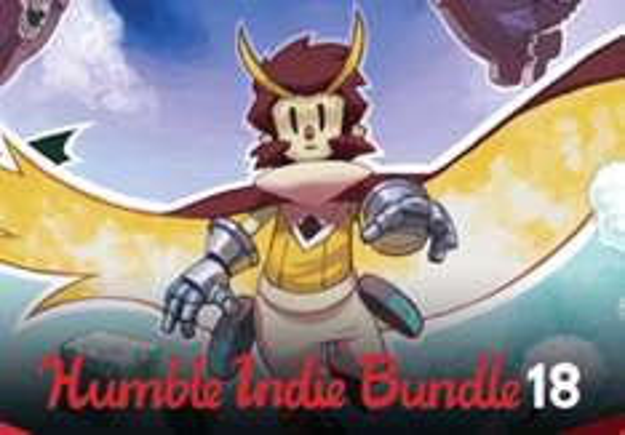 Paczka gier od ~3,80zł (m.in.: Ziggurat, Goat Simulator, Owlboy) @ Humble Indie Bundle 18