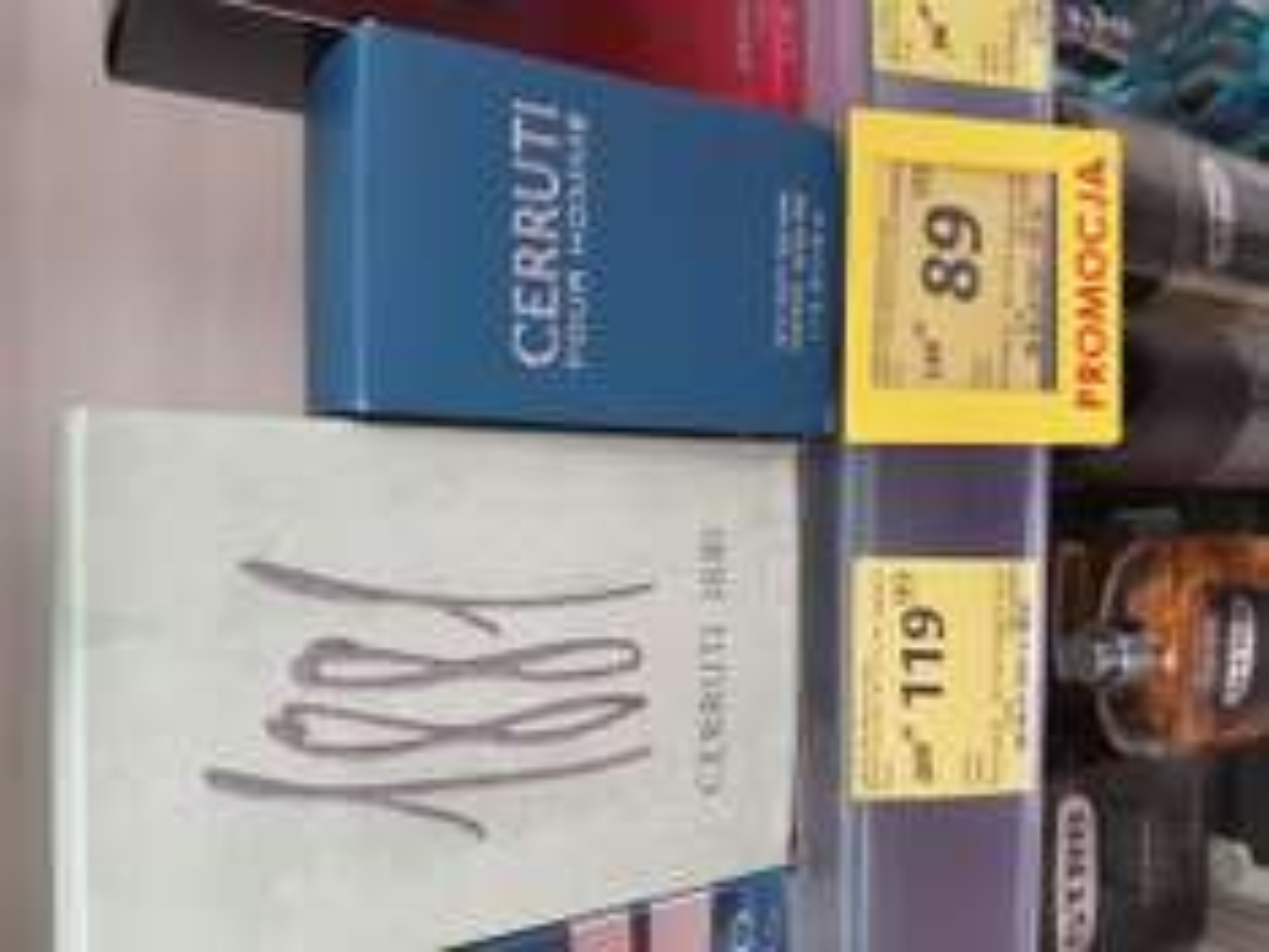 Perfumy Ceruti 1881 100ml #natura