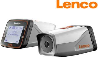 Lenco GPS Sportcam-600 -400zł względem najniższej ceny