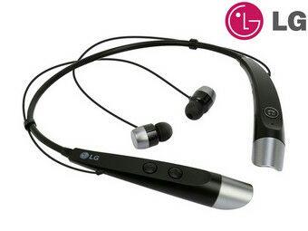 Bezprzewodowy zestaw słuchawkowy LG Tone+ @ibood