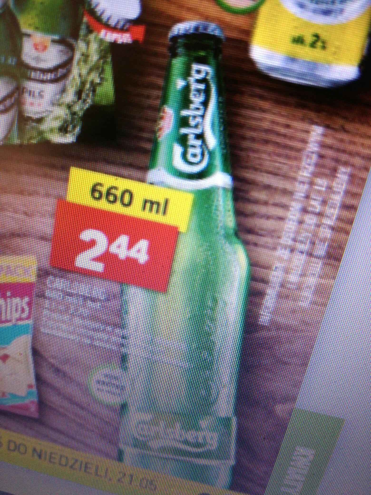 Carlsberg 0.66 w Lidlu