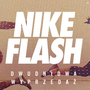 [Flash Sale] do -50% taniej na wybrane produkty + darmowa dostawa @ Nike