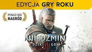 Wiedźmin 3 PC GOTY klucz gog muve.pl