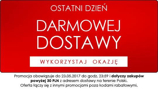 Darmowa dostawa od 30zł @ Kontri