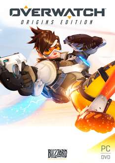 OVERWATCH na PC za 19,99 EURO (~84zł)