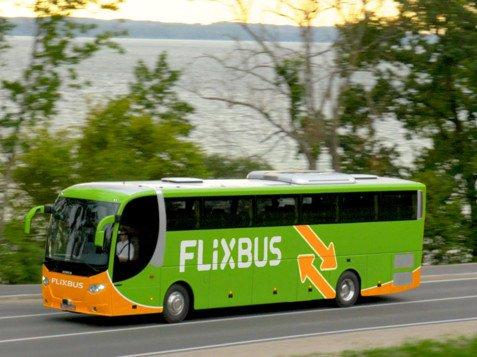 FlixBus do Niemiec i Czech za 5zł  5000 biletów do 24maja