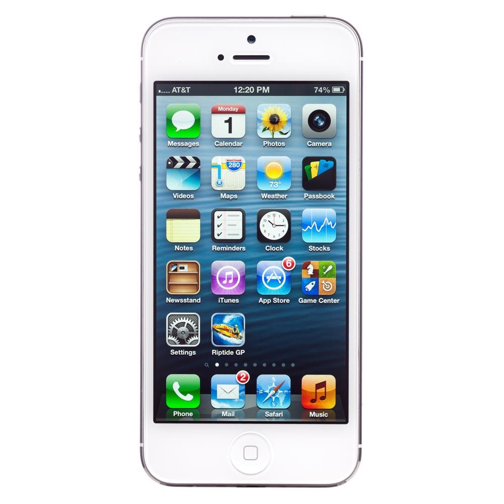 Iphone 5 odnowiony za 1199 zł @ Groupon