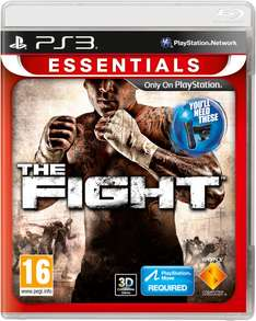 The Fight na Ps3 za 45 zł @ zavvi