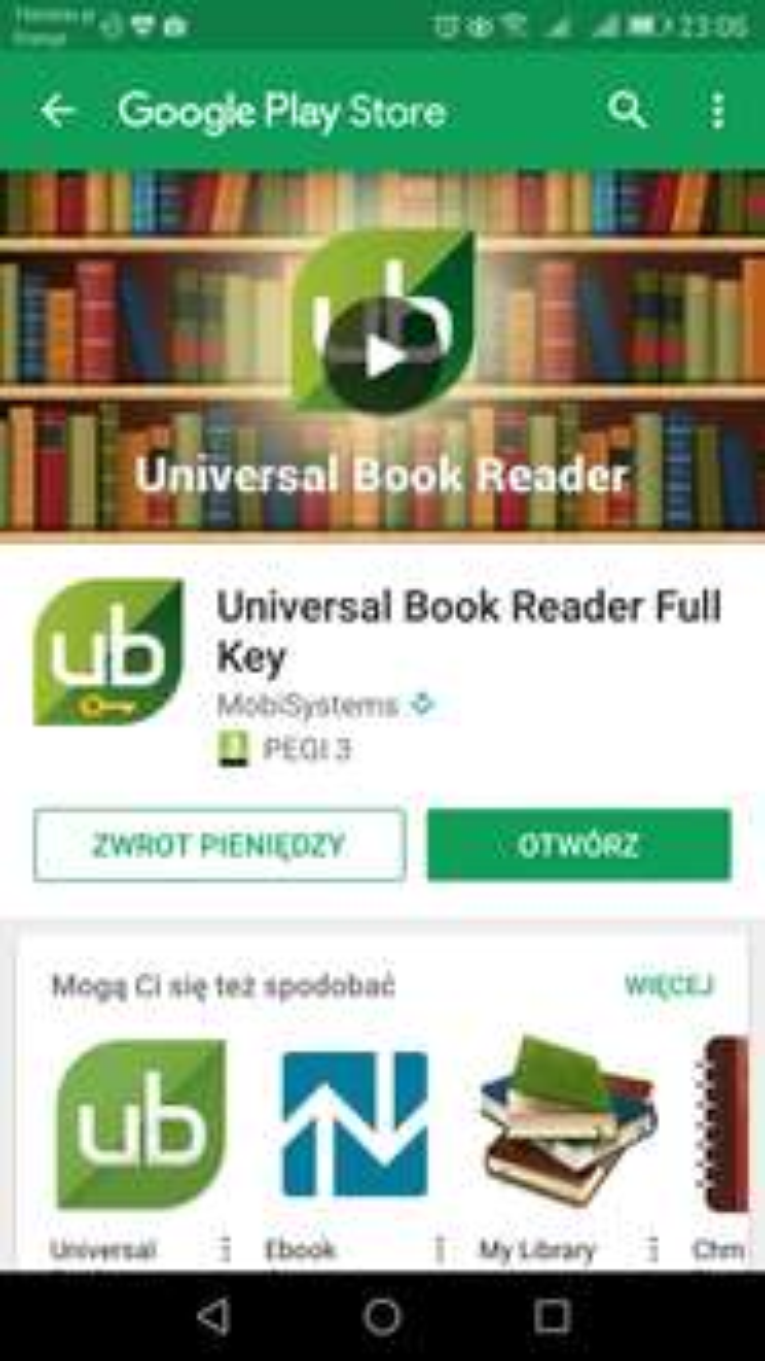 Universal Book Reader Full