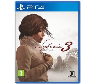 Syberia 3 - PS4 / XBOX ONE / PC