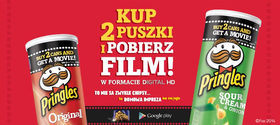 Kup 2 puszki i pobierz film (SD, HD) @ Pringles
