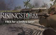 Rising Storm Game of the Year Edition za darmo STEAM!