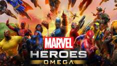 Marvel Heroes Omega PS4 F2P