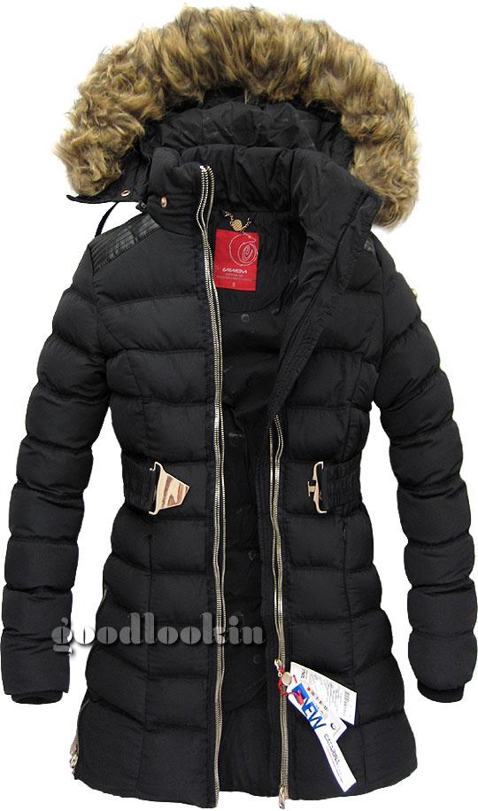 Damska kurtka zimowa za 89,90zł (80zł taniej) @ Goodlookin