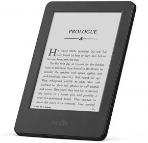 Czytnik książek Kindle 7 All-New-Touch (sponsorowany) za 299zł @ X-Kom
