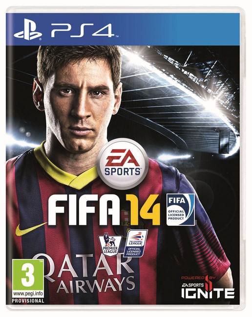 Fifa 14 na Playstation 4 za 76,90zł @ Komputronik