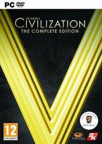 Civilization V – The Complete Edition za niecałe 32 złote w cdkeys