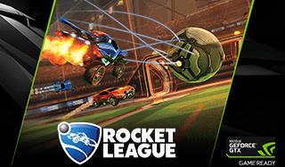 Rocket leauge gratis przy zakupie kart gtx 1050,1050ti oraz 1060