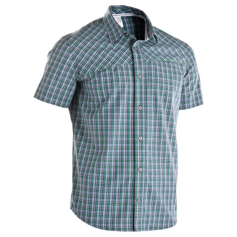 Męska koszula z krótkim rękawem za 24,99zł (64% taniej) @ Decathlon