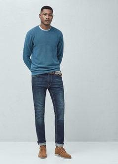 Męskie spodnie za 49zł (-65%, 7 modeli) @ Mango Outlet