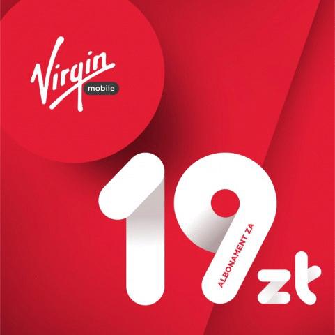 @Virgin Mobile Nowe Plany w Abonamencie