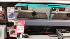 Logitech K400 Plus (-50%) @TESCO