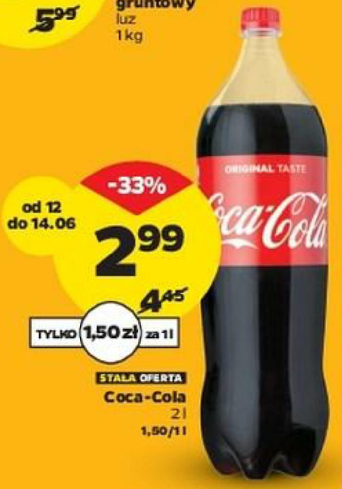 Coca-Cola 2l @Netto