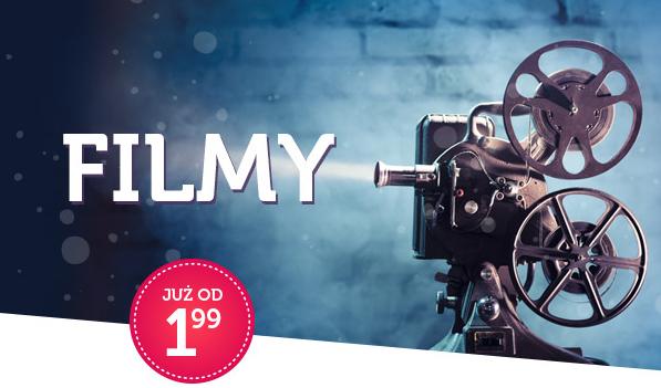 Wyprzedaż filmów (ceny już od 1,99zł) @ Merlin