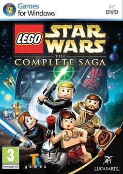 LEGO Star Wars : The Complete Saga ~5zł (Steam) @ GAME