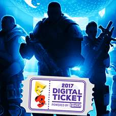 E3 Digital Ticket (pack tier od ~3,75zł) @ Humble Bundle