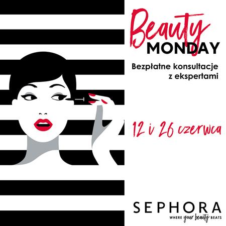Beauty Monday - bezpłatne konsultacje pielęgnacyjno-makijażowe (Śląsk) @ Sephora