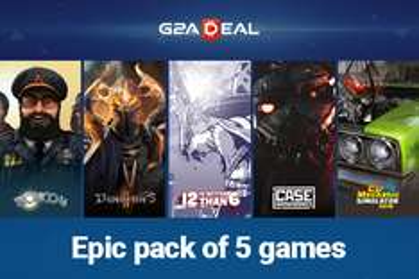 G2A Deal #4