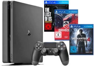 Sony Playstation 4 Slim 1Tb + 3 gry z obrazka @ niemiecki media markt