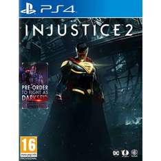 Injustice 2 PS4 @thegamecollection UK