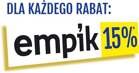 Rabat 15% w Empiku przy zakupie Actimela @ Danone