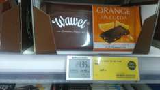 Czekolada Wawel Orange 70% Cocoa TESCO