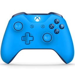 Pad do konsoli Xbox One (czerwony, niebieski, biały) + Gears Of War 4 + Halo 5: Guardians of the Galaxy za ~278zł z wysyłką @ GAME