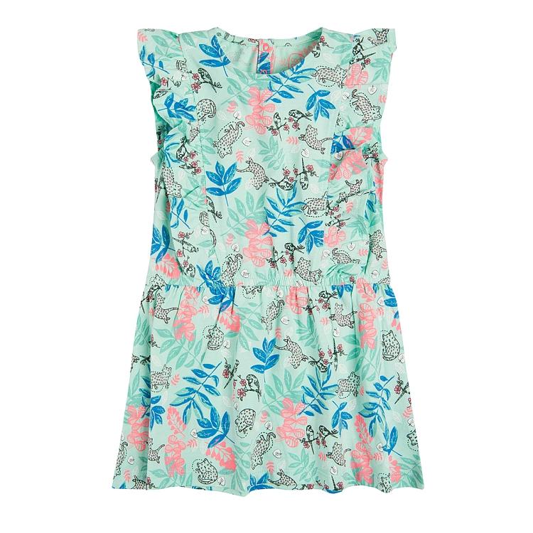 Dziewczęca sukienka za 15,30zł (2 kolory) + opcja darmowej dostawy @ Smyk