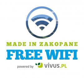 BEZPŁATNY INTERNET na Krupówkach @ Made in Zakopane