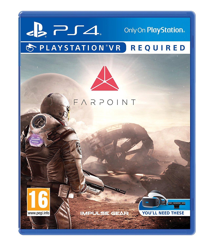 Farpoint (Playstation VR) za ~110zł @ ShopTo