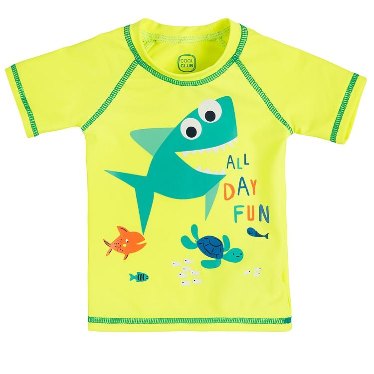 Dziecięca koszulka kąpielowa z filtrem UV za 18zł + opcja darmowej dostawy @ Smyk